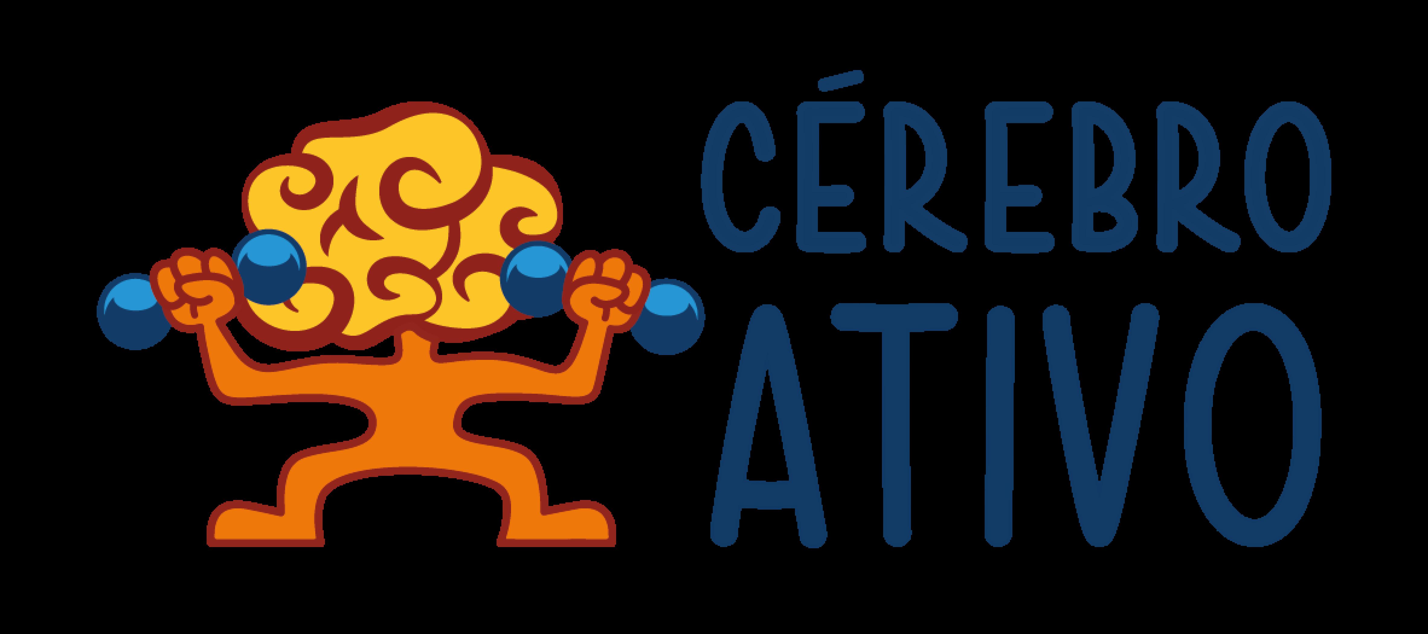 Logo do aplicativo Cérebro Ativo